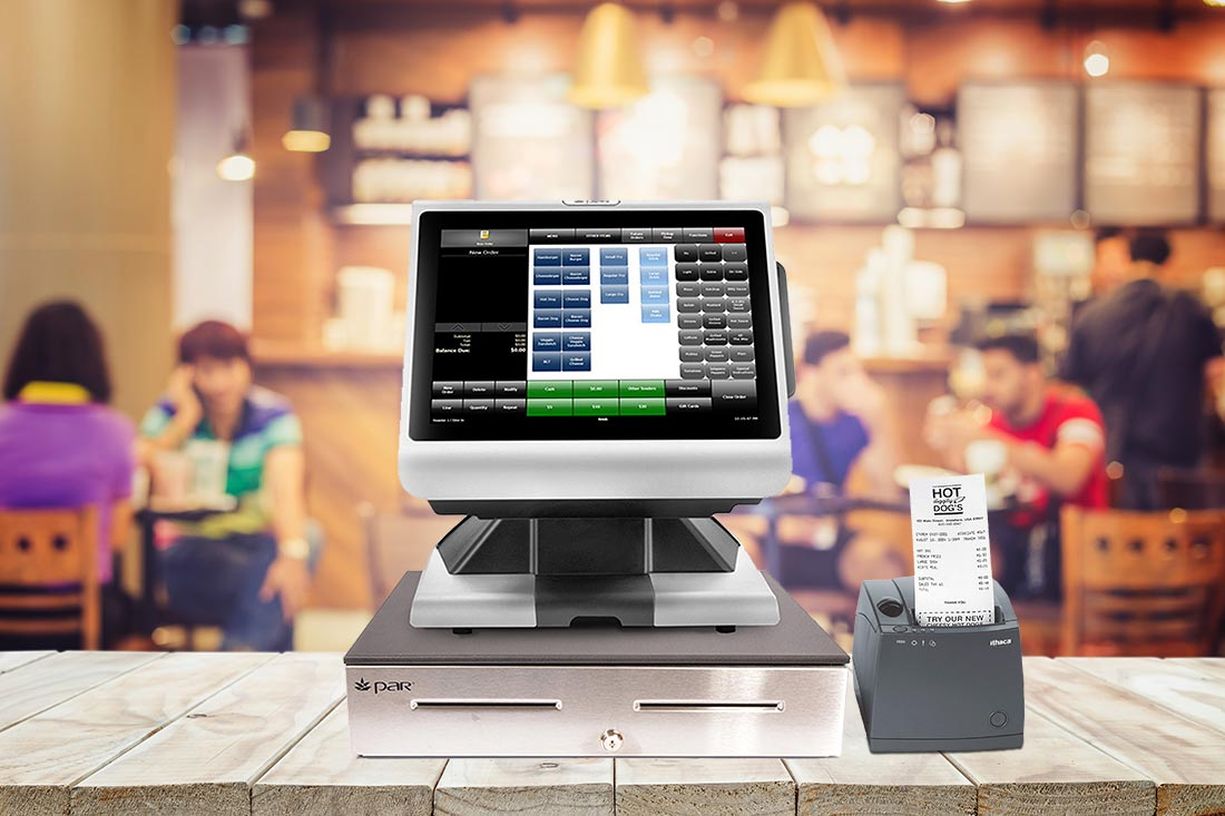 Store with POS